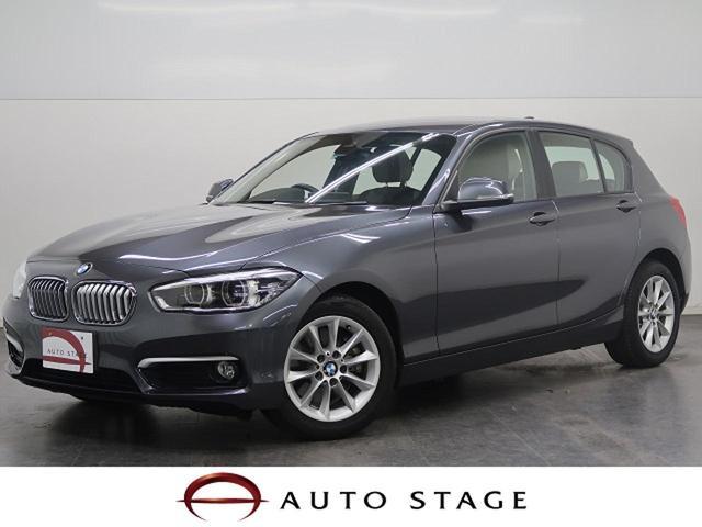 BMW 118i スタイル 純正ナビ LEDヘッド ETC 禁煙