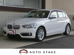 BMW118d スタイル 1オーナ 純正ナビ バックカメラ LED