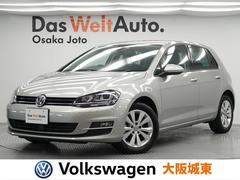 VW ゴルフTSIコンフォートライン 純正ナビ・ACC・バックカメラ