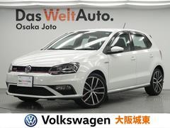 VW ポロGTIベースグレード Bカメ・クルコン・リアフォグ・LEDライト