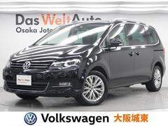 VW シャランTSI ハイラインブルーモーションテクノロジー Bカメラ