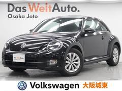 VW ザ・ビートルジャーニー 純正ナビ/フルセグ・Bカメラ・ETC