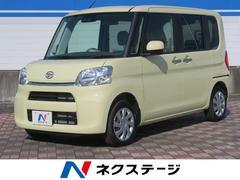 タントX SAIII 届出済未使用車 衝突軽減装置 電動スライドド