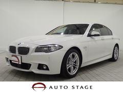 BMW523i Mスポーツ ACC ナビ Bカメラ フルセグ 禁煙