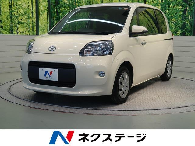 トヨタ X 電動スライドドア・純正SDナビ・ワンセグ