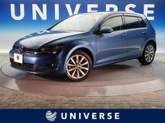 VW ゴルフTSIコンフォートライン コネクト 特別仕様 禁煙車 ACC