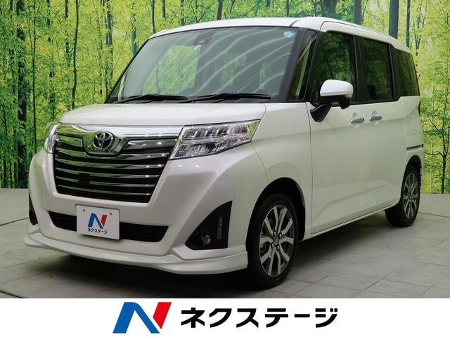 トヨタ カスタムG-T ナビレディPKG 両側電動 衝突軽減装置