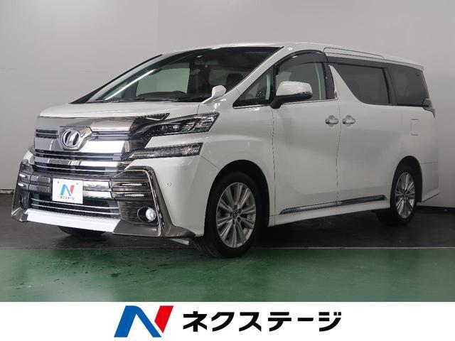 トヨタ 2.5Z 純正SDナビ LEDヘッドライト