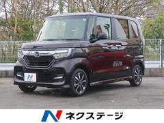 N BOXカスタムG・Lホンダセンシング 届出済未使用車 両側電動スライド