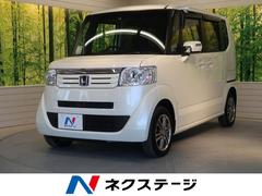 N BOXG・Lパッケージ 社外SDナビ HIDヘッドライト 禁煙車