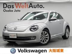 VW ザ・ビートルデザインレザーパッケージ 純正SDナビ・オートエアコン
