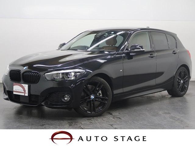 BMW 118d Mスポーツ エディションシャドー ACC 限定車