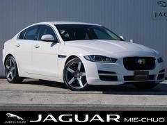 ジャガーXE プレステージ 認定 1オーナー 18yモデル 黒革