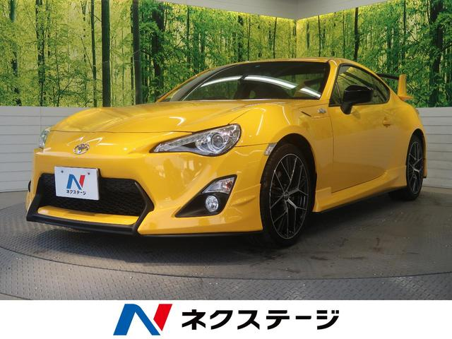 トヨタ GTイエローリミテッド エアロパッケージ 特別仕様車