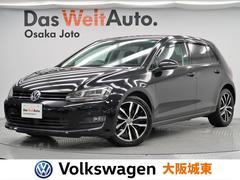 VW ゴルフTSIハイラインBMT 純正ナビ・フルセグ・バックモニター