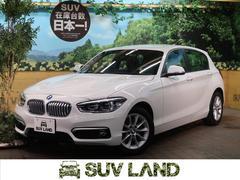 BMW118d スタイル パーキングサポートPKG 純正ナビ