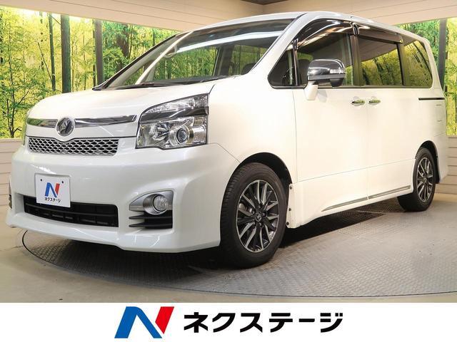 トヨタ ZS 煌Z 両側自動ドア 社外HDDナビ フルセグ