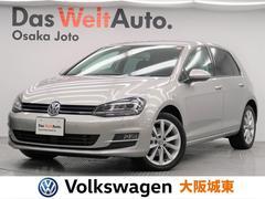 VW ゴルフTSIハイラインBMT ワンオーナー・純正ナビ