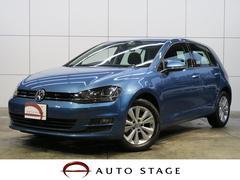 VW ゴルフTSIコンフォートラインブルーモーションテクノロジー 純ナビ