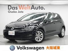 VW ゴルフTSIコンフォートラインBMT 純正ナビ/フルセグ