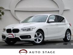 BMW118d スポーツ 純正HDDナビ フルセグ 自社買取り車輌