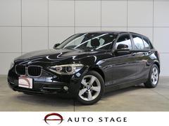 BMW116i スポーツ 純正HDDナビ・1オーナー・禁煙・HID