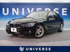 BMW320i Mスポーツ 6MT 純正HDDナビ 衝突被害軽減