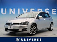 VW ゴルフTSIハイラインブルーモーションテクノロジー スマートキー