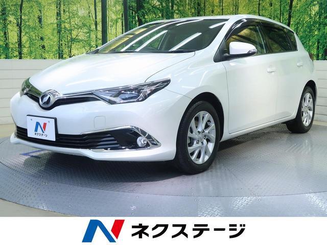 トヨタ 150X Sパッケージ セーフティセンス 純正SDナビ