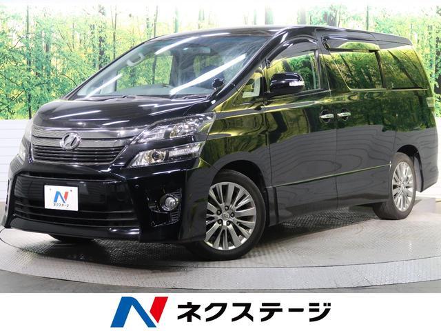 トヨタ 2.4Z ゴールデンアイズII 純正SDナビ フルセグ