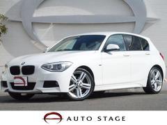 BMW116i Mスポーツ 純正HDDナビフルセグ OP18AW