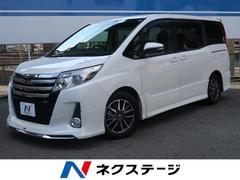 ノアSi トヨタ純正9型ナビ モデリスタ TRDローダウン