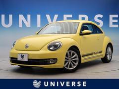 VW ザ・ビートルデザインレザーパッケージ 黒革 キセノン クルコン 禁煙