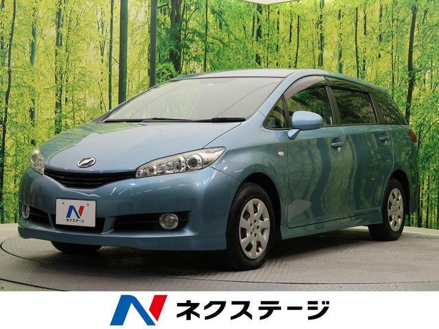 トヨタ 1.8X ワンオーナー 禁煙車 純正HDDナビ 地デジTV