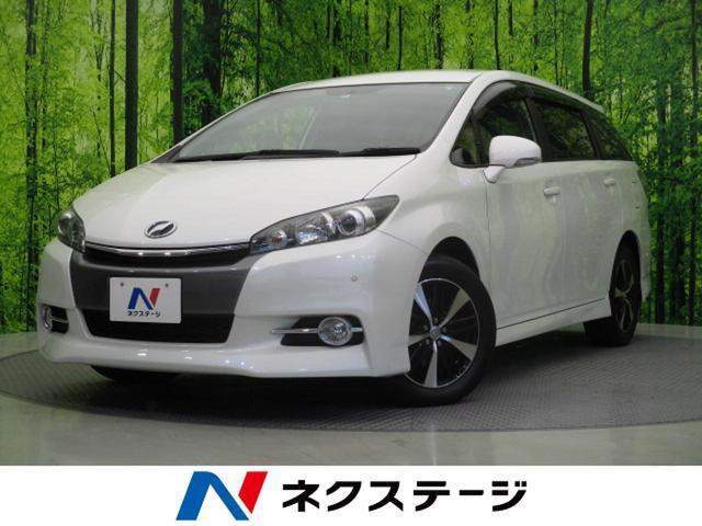 トヨタ 1.8S 純正HDDナビ コーナーセンサー