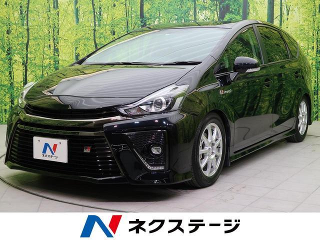 トヨタ Sツーリングセレクション・GRスポーツ 9型SDナビ