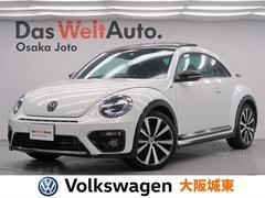 VW ザ・ビートル2.0Rライン ワンオーナー・パノラマルーフ