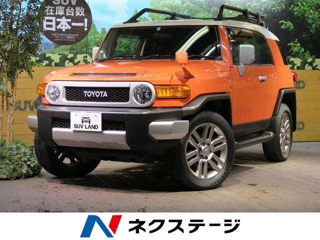 トヨタ カラーパッケージ 4WD 純正ナビTV ルーフラック