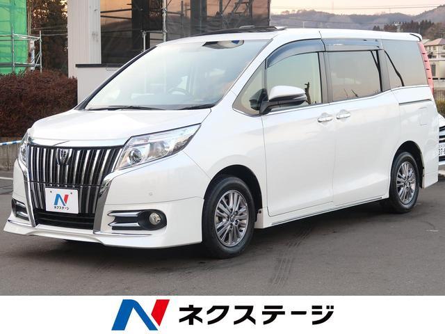 トヨタ Gi ALPINE10型ナビ 後席モニター サンルーフ