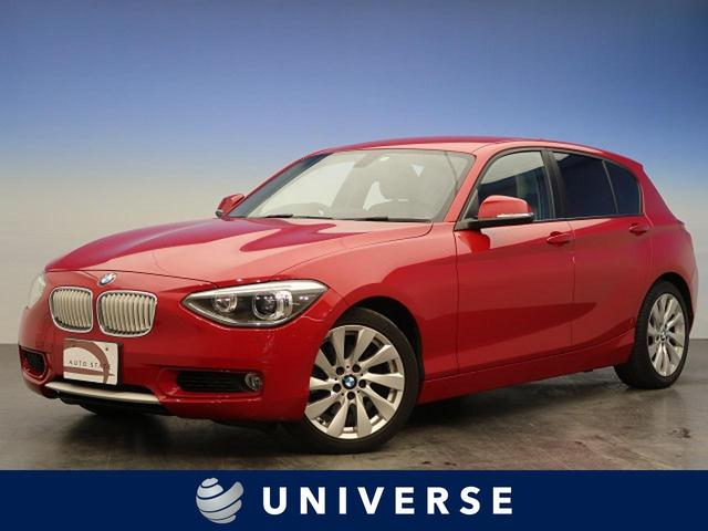 BMW 120i 禁煙車 純正17インチAW 純正HDDナビ