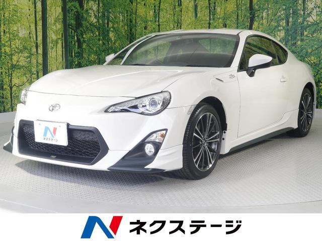 トヨタ GT TRDフルエアロ TRDスポーツマフラー 純正ナビ