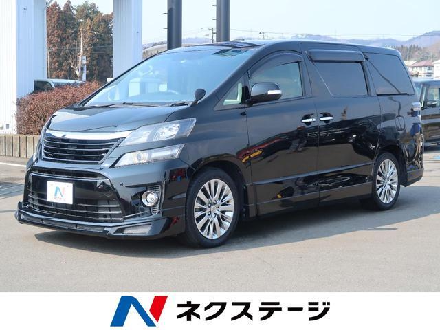 トヨタ 2.4Z ゴールデンアイズ アルパイン9型ナビ サンルーフ
