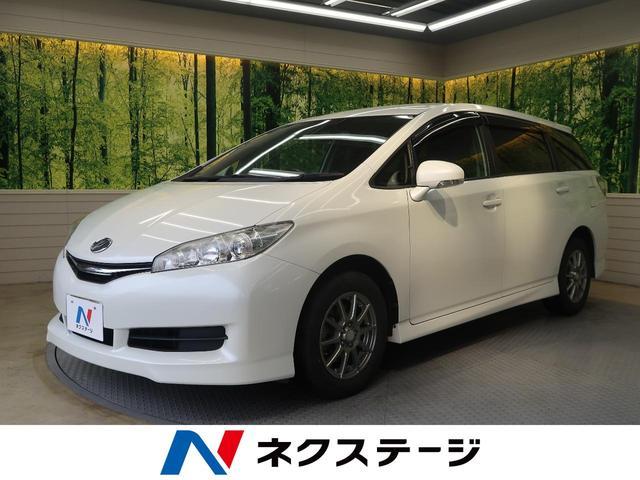 トヨタ 1.8X 純正SDナビ バックカメラ プライバシーガラス