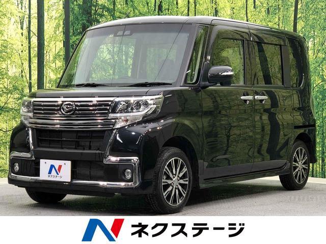 ダイハツ カスタムX トップエディションSAIII 電動スライド 4W