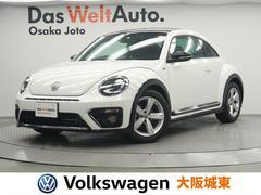 VW ザ・ビートルRライン 自社買取車・現行モデル・純正ナビ