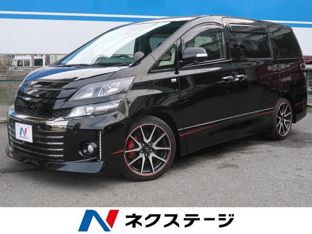 トヨタ 2.4Z G's 純正HDDナビ サンルーフ