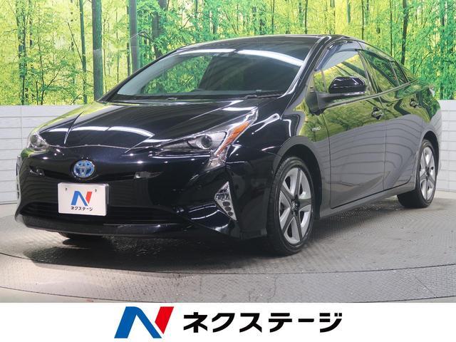トヨタ Aプレミアム ツーリングセレクション セーフティセンス 黒革
