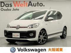 VW アップ!アップ!GTI 200台カラー・ETC・LEDライト/フォグ