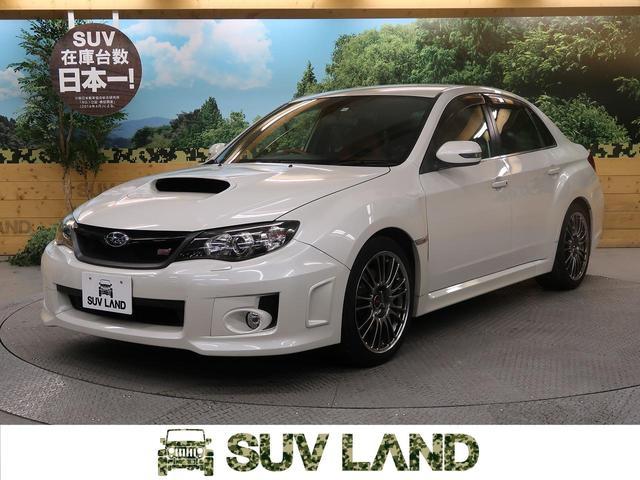 スバル WRX STI Aライン 4WD 寒冷地仕様 茶革シート