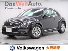 VW ザ・ビートルデザイン 純正ナビ・プッシュスタート・クルコン・ETC